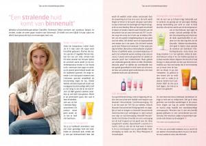 Weleda Magazine 20-21 Danielle foto